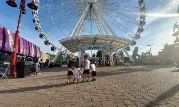 Niagara falls, ontario with kids